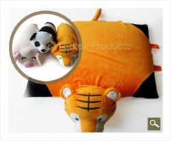 thumbs doll pillow Latex Children Set
